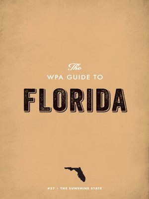 cover image of The WPA Guide to Florida
